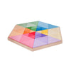 Extra Large Wooden Puzzle - Triangle