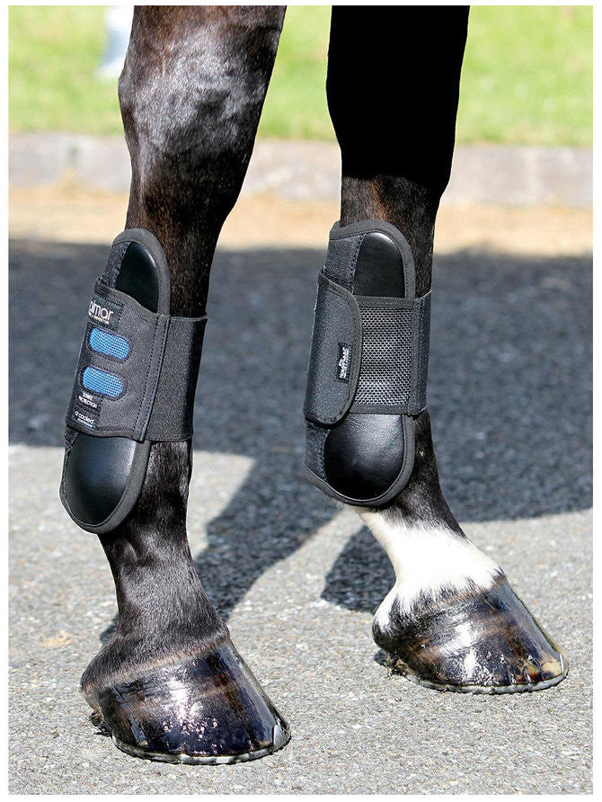 Delmar Open Front Tendon Boot