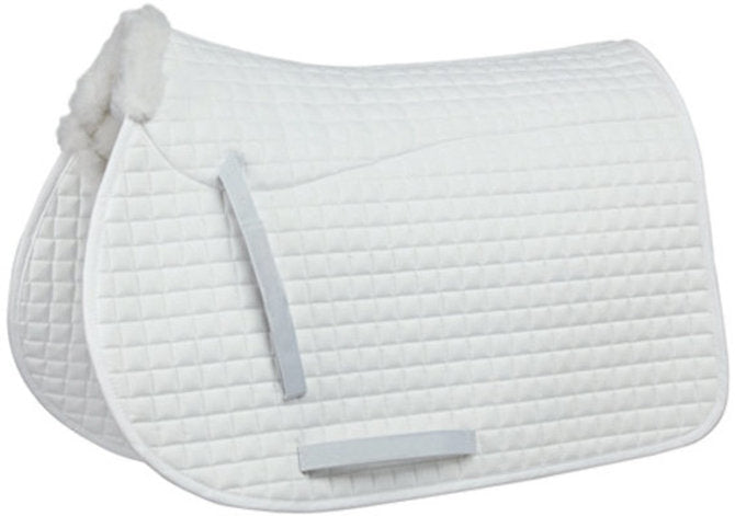 Shires Half-Lined Saddle Pad