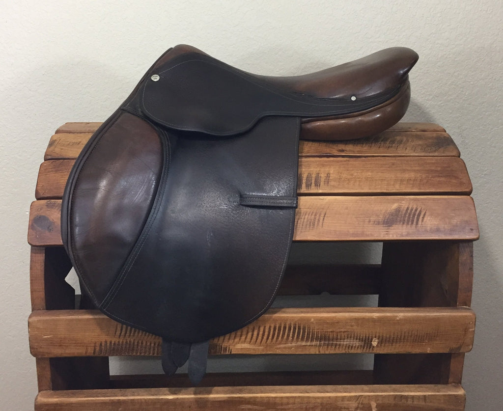 "Beval 16"" Pony Saddle"