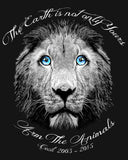 Women's | RIP Cecil - Earth Day Lion | Fashion Crew (Limited Edition)