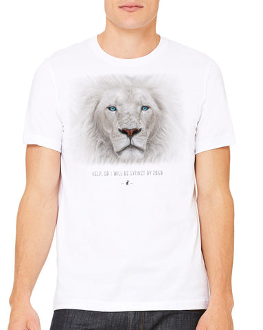 Men's | Fading Lion  | Crew