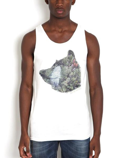 Men's | Friend Of The Forest | Jersey Tank Top