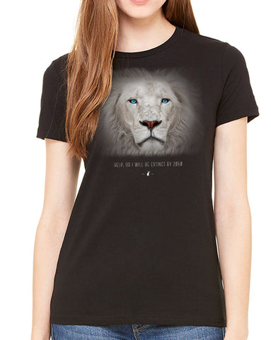 Women's | Fading Lion | Fashion Crew
