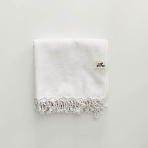 Scout Blanket - White