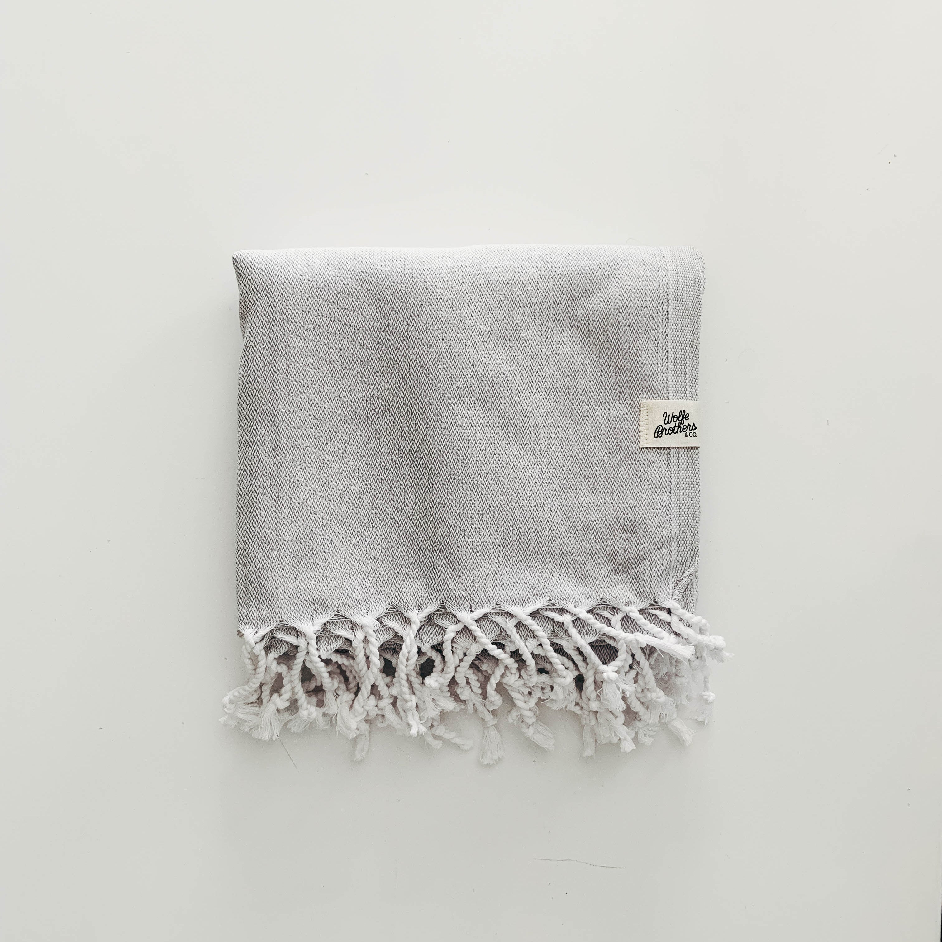 Scout Blanket - Grey