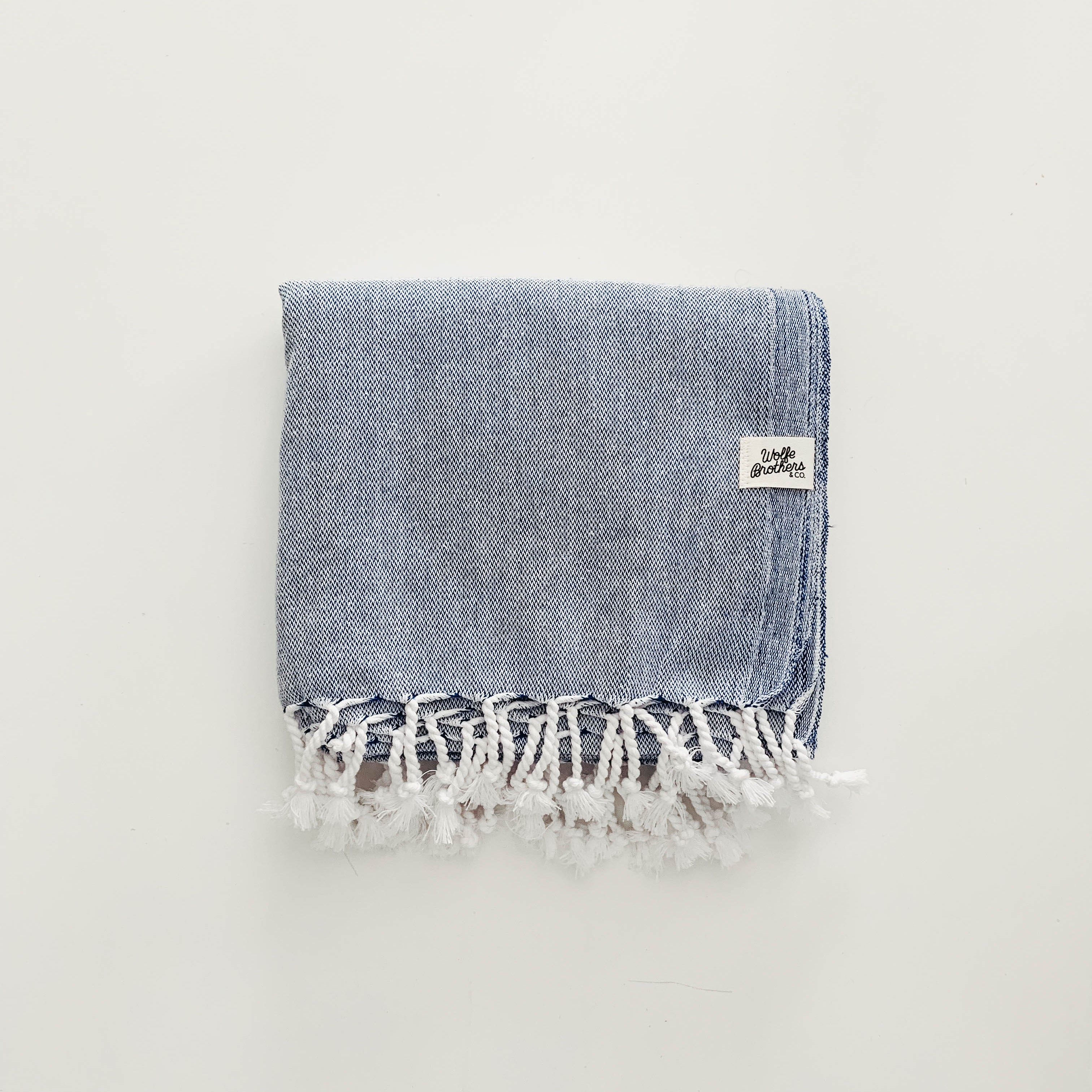 Scout Blanket - Blue