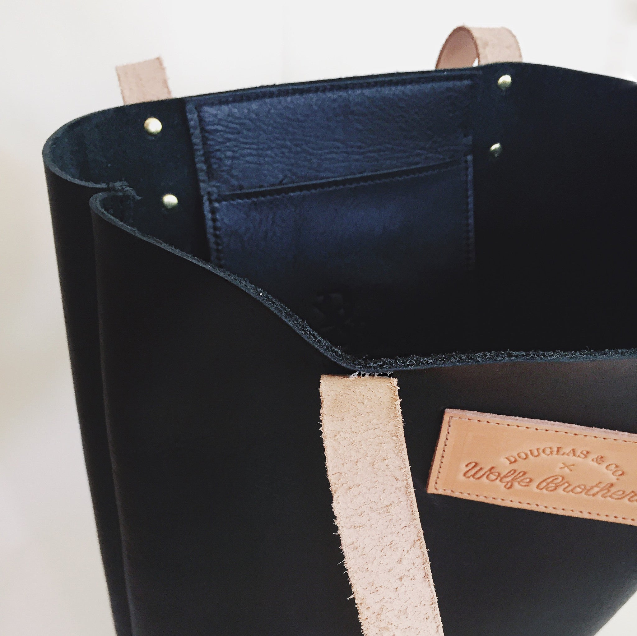 Heirloom Leather Tote