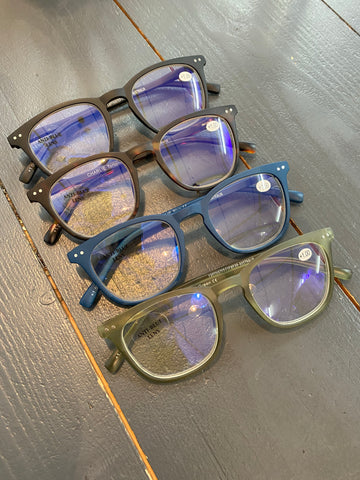 Charlie - Anti-Blue Lens Reading Glasses