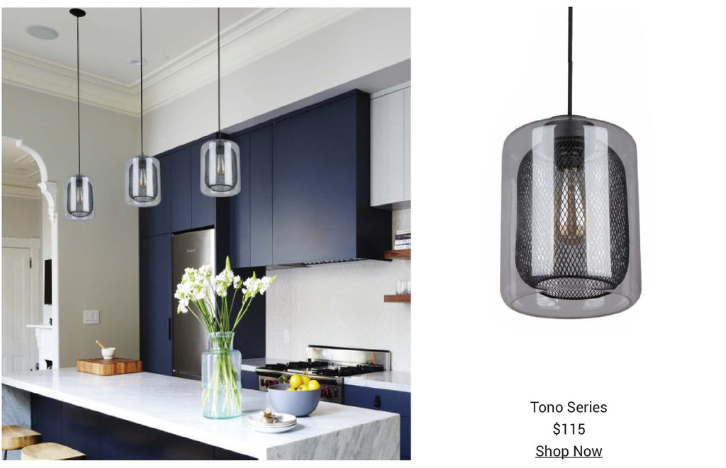 black kitchen lighting. Black Kitchen Pendant Lights Are Extremely Popular. People Love Matching Their Pendants To Appliances, Contrasting Them With White Stone Lighting
