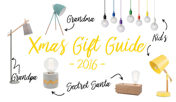 Xmas Gift Guide 2016