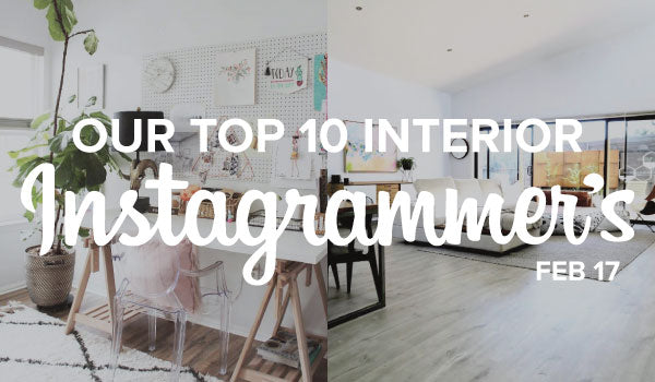 Our Top 10 Interior Instagrammer's #1