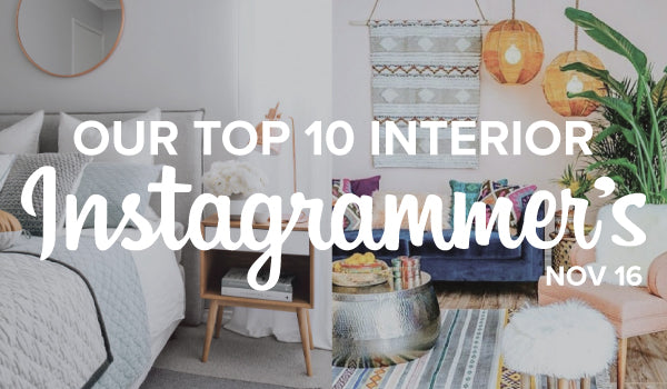 Our Top Ten Interior Instagrammeru0027s #2