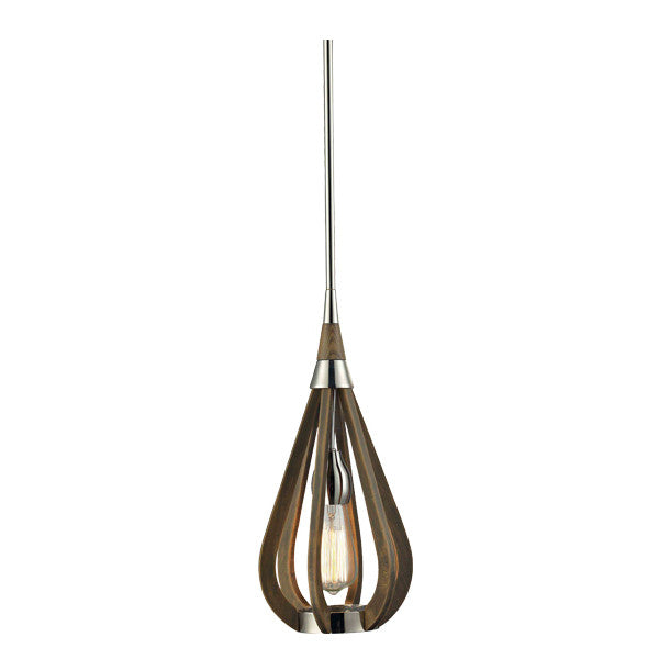 CLA Wood Bonito Pendant - Lighting Lighting Lighting