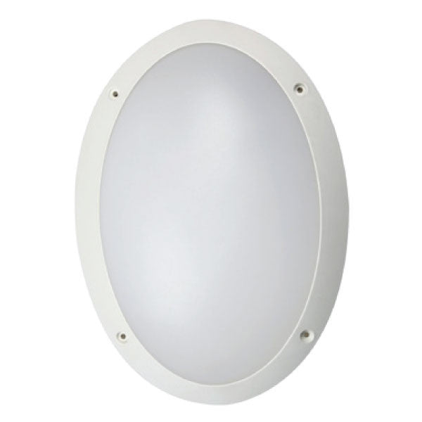 Bulk Exterior LED Wall Light - Oval