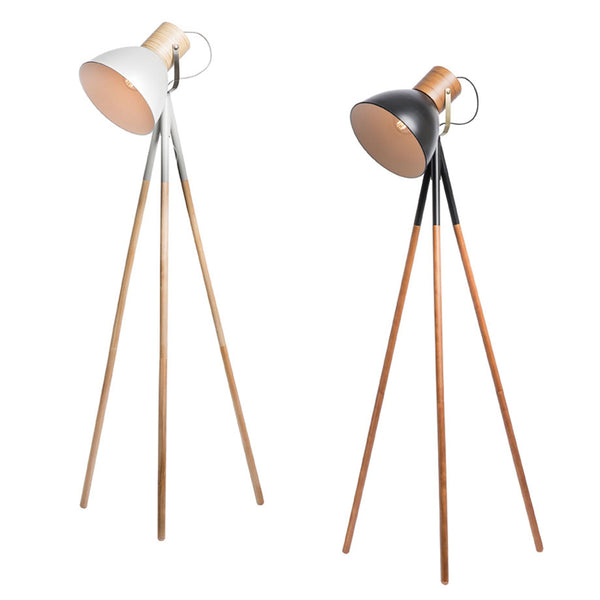 Calico Floor Lamp