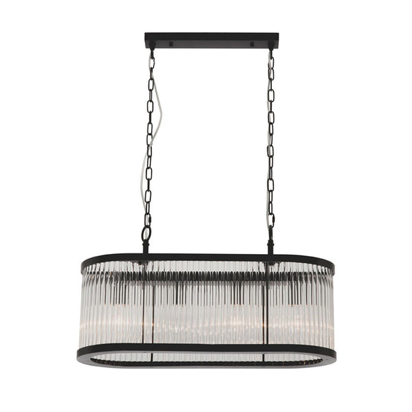 Canterbury 4 Light Bar Pendant