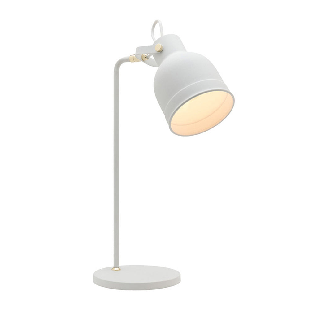 Mercator White Table Lamp - Lighting Lighting Lighting