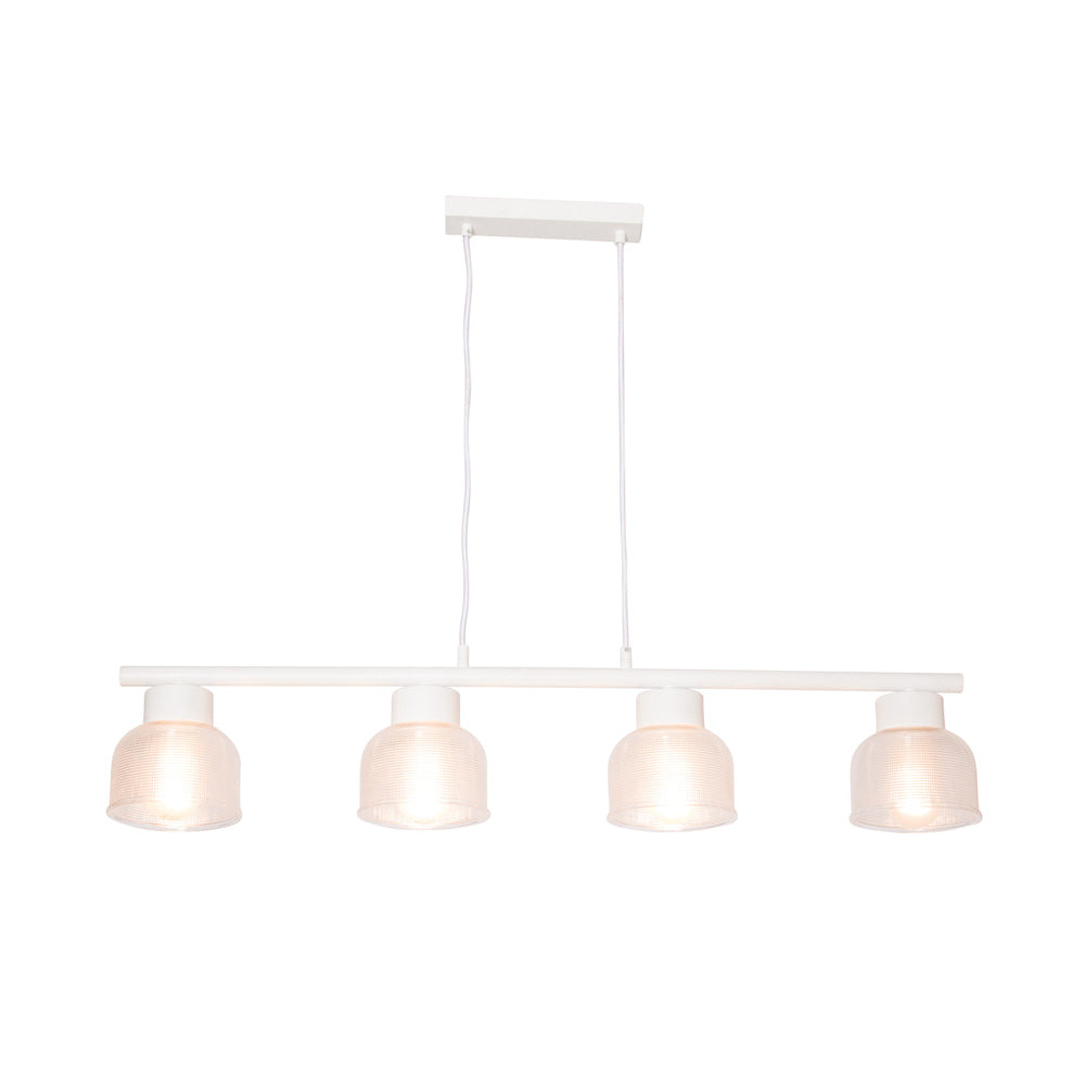 Harvard 4 Light Pendant