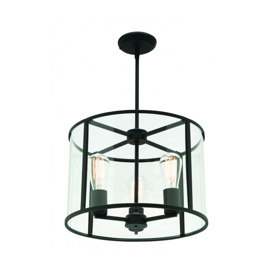 Liverpool 3 Light Pendant
