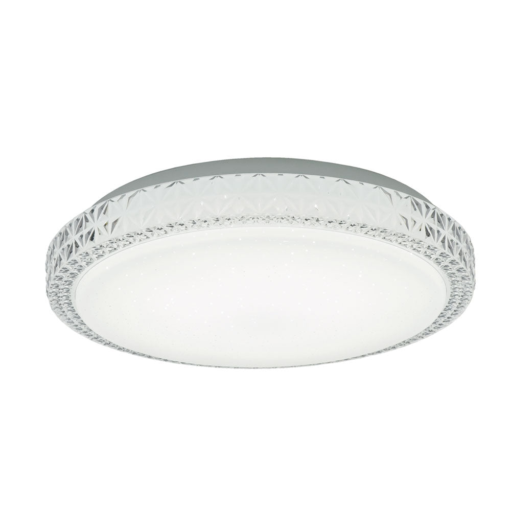 Lovato Diamante LED Ceiling Flush - Large