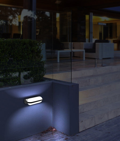 Marina Exterior LED Wall Light