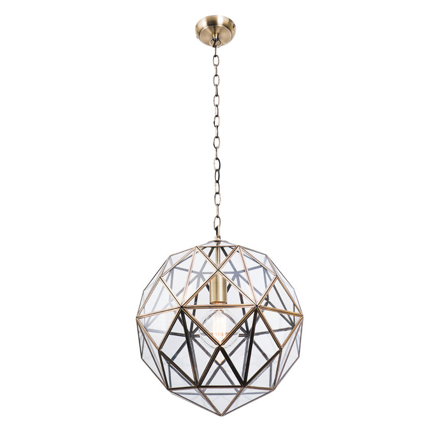 Medici 1 Light Pendant