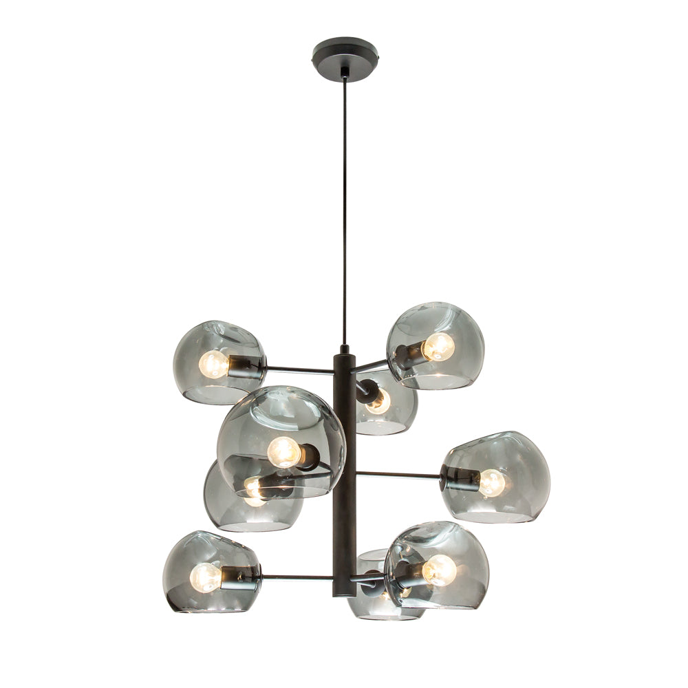 Milan 9 Light Pendant