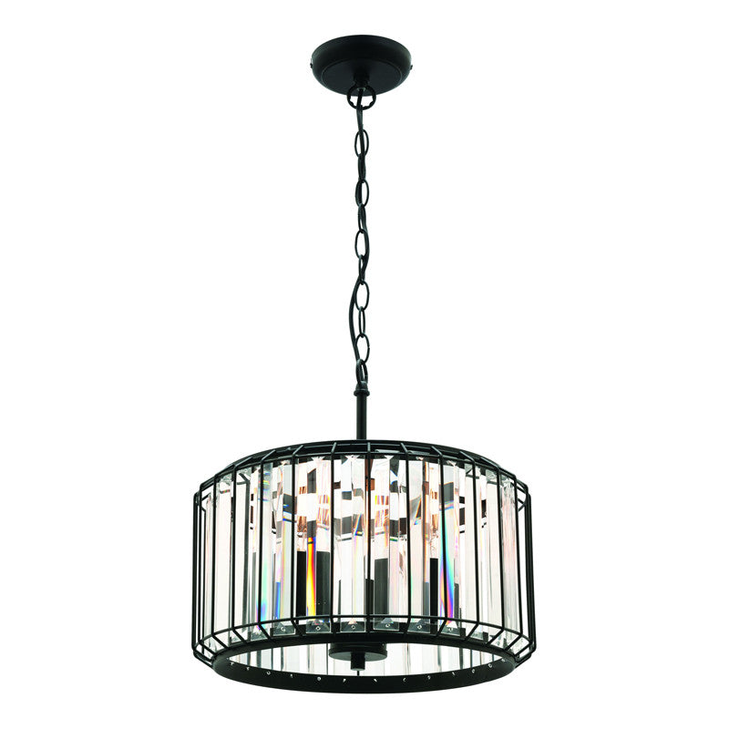 Olympia 3 Light Pendant