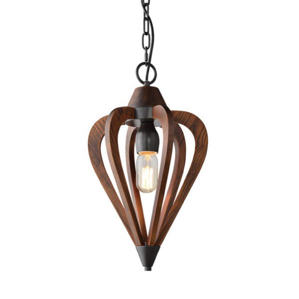 CLA Wood Senorita Pendant - Lighting Lighting Lighting