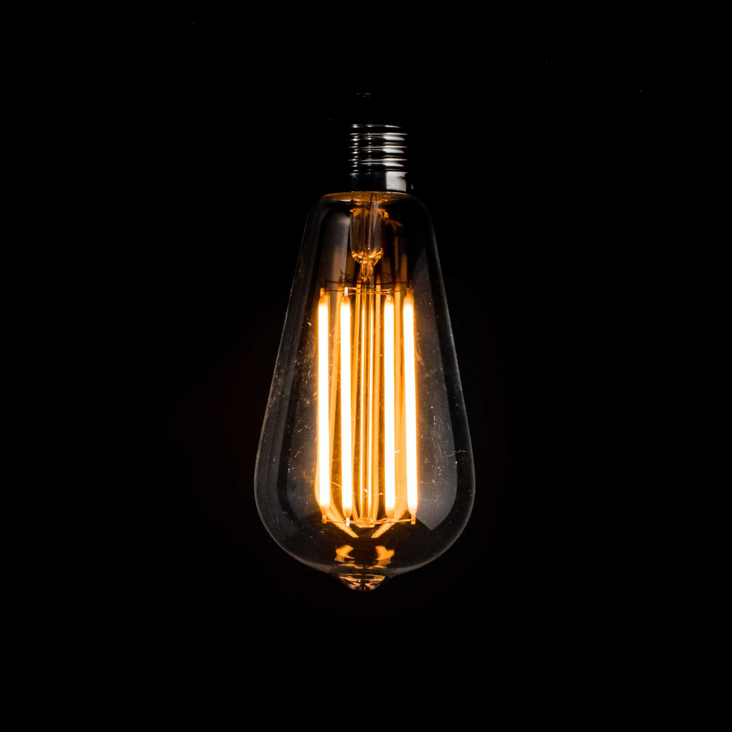 ST64 Long Filament by Vintage LED