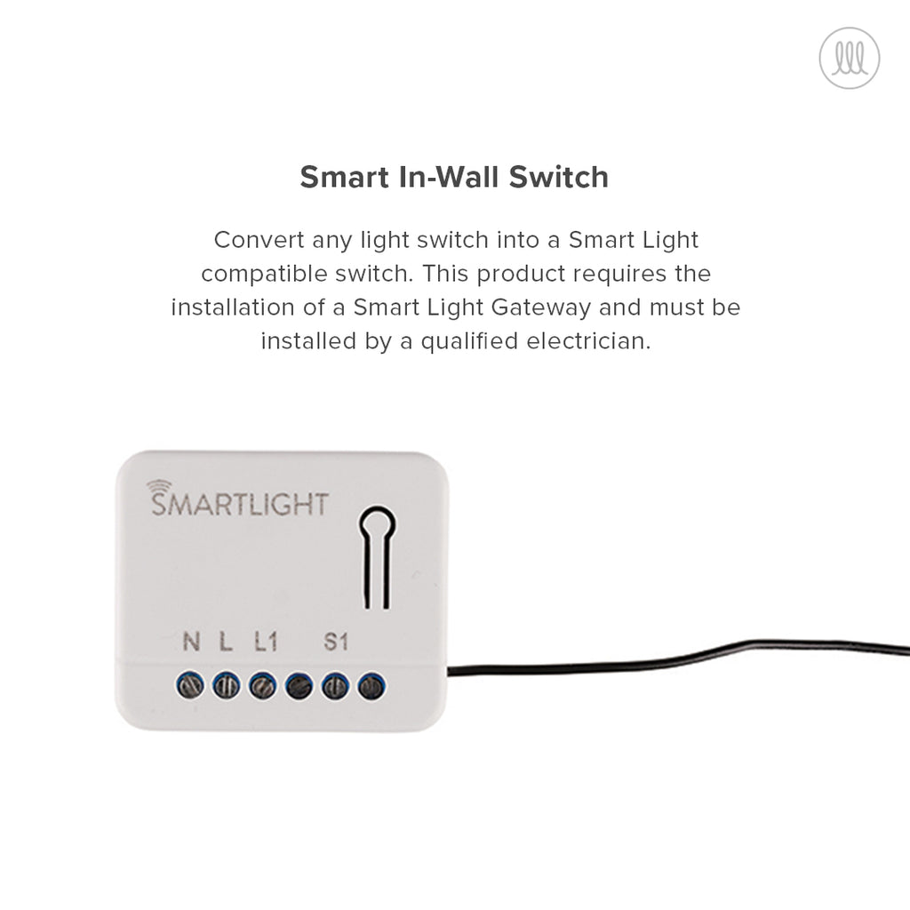 Smart In-Wall Switch