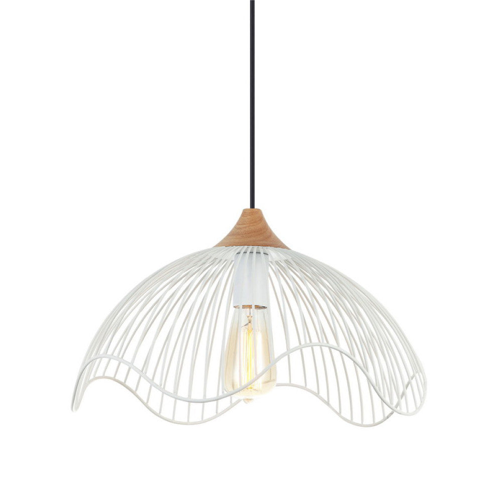 Wire Pendant Lighting. Nina Wire Pendant Lights In Four Colours ...