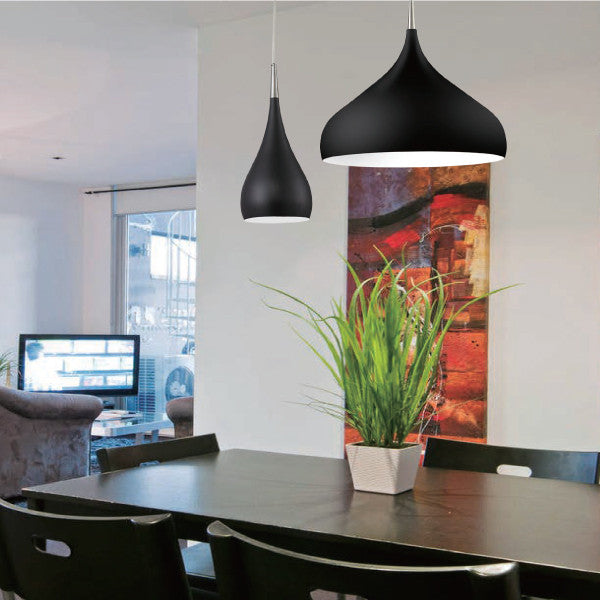 CLA Black Large Small Zara Pendant - Lighting Lighting Lighting