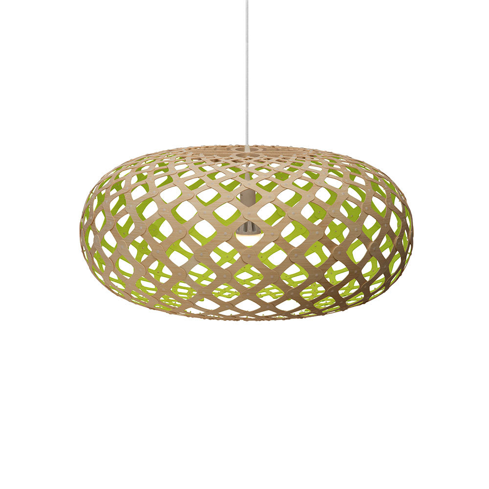 Kina 600mm Pendant by David Trubridge