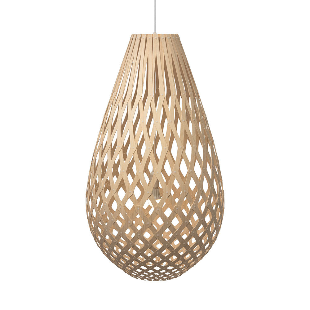 Koura 750mm Pendant by David Trubridge
