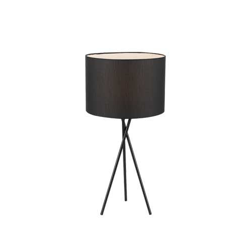 Telbix Black Denise Table Lamp - Lighting Lighting Lighting