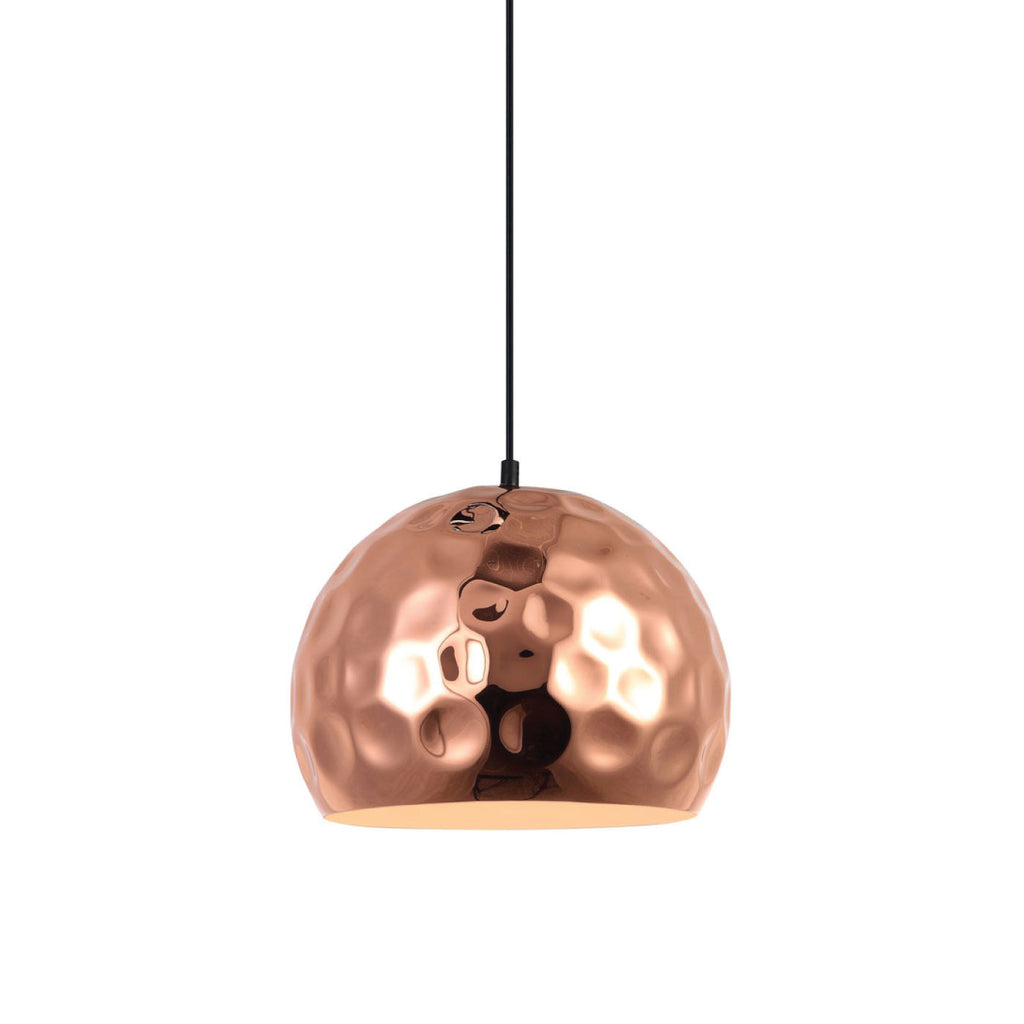 CLA Copper Hammered Koper Pendant - Lighting Lighting Lighting