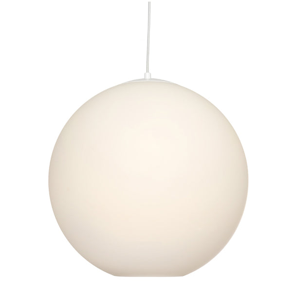 Orpheus White 3 Light Pendant