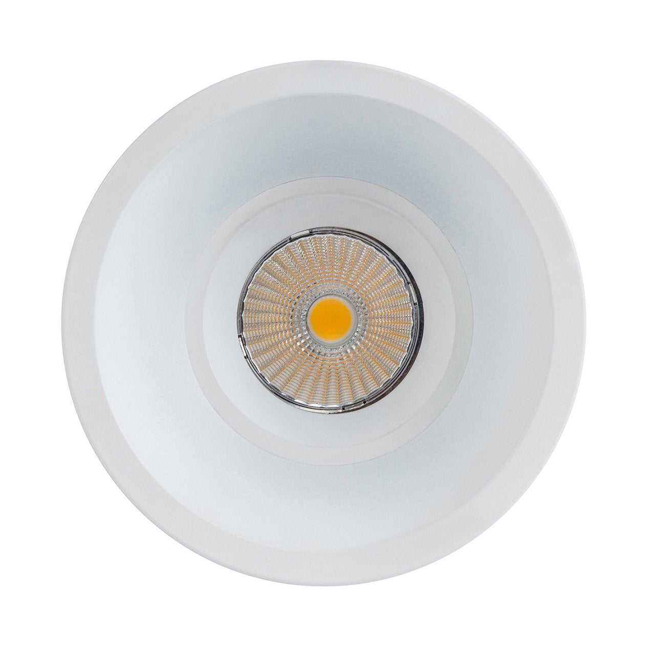 Rime Fixed Deep Tri-Colour LED Downlight - Large