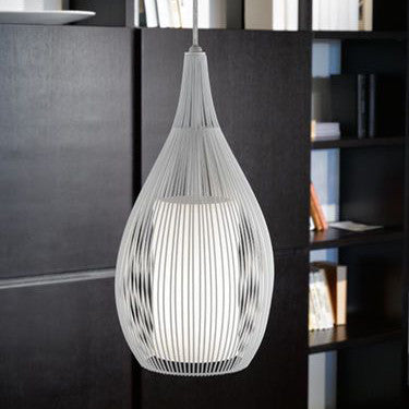 Eglo Black White Razoni Wire Pendant - Lighting Lighting Lighting