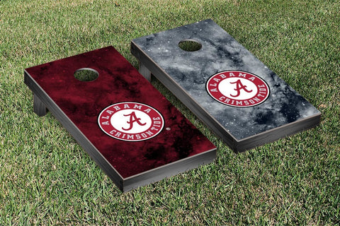 Alabama Crimson Tide Cornhole Set-Galaxy Version