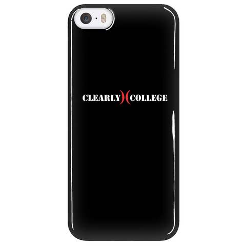 Black iPhone Cases (5/6/6+)