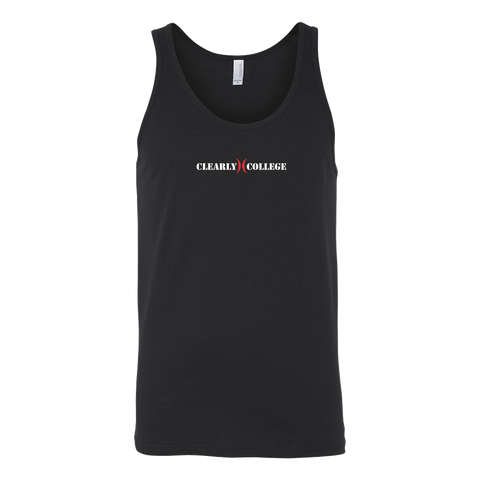 Clearly College Unisex Tank
