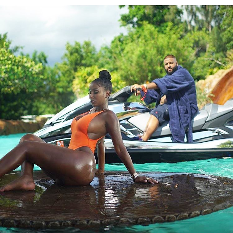 Hey Khaled, We see you!