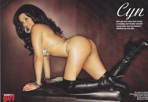 Smooth Magazine: Cyn Santana