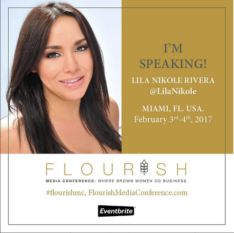 Lila Nikole Flourish Media Conference