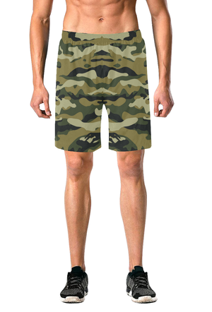 Load image into Gallery viewer, Camo Board Shorts - Lila Nikole
