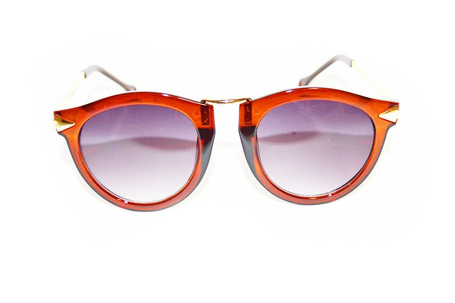 Arrow Brown Sunglasses