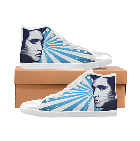 Elvis Custom Sneakers